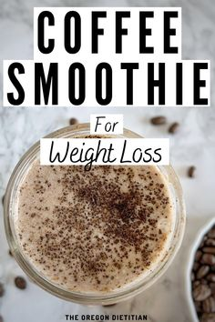 Protein Powder Coffee, Coffee Protein Smoothie, Coffee Smoothie Recipes, High Protein Smoothies, Protein Smoothie Recipes, Protein Powder Recipes, Weight Loss Smoothies, Coffee Recipes, Healthy Morning Smoothies