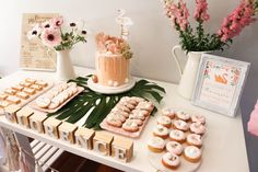 Planning a first birthday is always a highlight with much thought and effort going into the theme, invitations, decorations and catering. This swan themed party is up there with our favourites as it is filled with pink tones and overall prettiness.