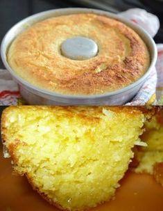 - Aprenda a preparar essa maravilhosa receita de Bolo Caipira da minha avó (receita muito fácil)