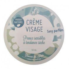 Douceur des Neiges - Crème Visage peaux sensibles à tendance sèche