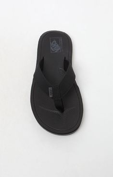 Vans Nexpa Synthetic Flip Flops - Black Pewter 11 Cali 8d5d858309c