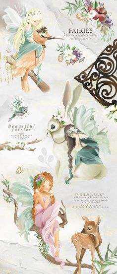 Once Upon A Time by Principesca on Fairy themed, oil painted clipart Once Upon A Time, Clipart, Mix Match, Create Your Own Story, Scrapbook Background, Animal Silhouette, Silhouette Design, Scrapbooking, Graphic Design Templates