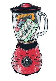 la musica no se tritura