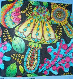 coloriage zen art thérapie