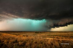 Storm Photography Print, Wall Art Photo of Thunderstorm with Teal Hue Over Open Plains of Texas Panhandle Weather Landscape Picture Decor Storm Photography, Landscape Photography, Nature Photography, Photography Tips, Portrait Photography, Aperture Photography, Photography Contract, Texas Photography, Wedding Photography