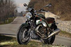 2010 Moto Guzzi Griso 8V SE