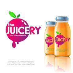 Freelance - The Juicery, healthy juice bar need creative fresh logo by Kaprikrown