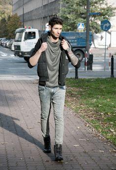 Marco + grey cashmere Warmour™  @ fooriat.com