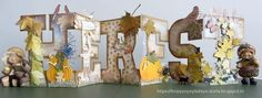 Stencil Diy, Stencils, Halloween, Box, I Card, Paper Crafts, Create, Projects, Handmade