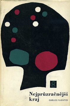 01 Czechoslovakian book cover, 1966 by 50 Watts, via Flickr