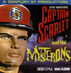 Captain Scarlet was a terrific, very popular TV series that featured puppets. These shows were popular in the with Thunderbirds and Stingray being two other very, very popular shows. Kids Tv Shows, Best Tv Shows, Favorite Tv Shows, Radios, Vintage Tv, My Childhood Memories, Old Tv, Classic Tv, My Memory