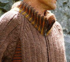 Free Knitting Pattern - Men's Cardigans: Scarlow Cardigan