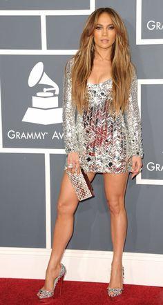 Jennifer Lopez, Love the whole outfit!