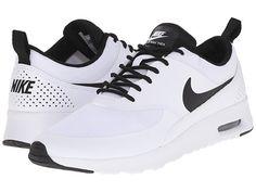 Nike Air Max Thea Black/Anthracite/Wolf Grey/Dark Grey - 6pm.com
