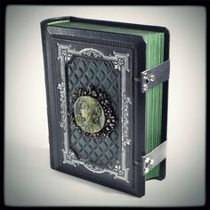 The Celtic Secrets leather journal (6.5 x 5.2 in) by alexlibris999 on DeviantArt