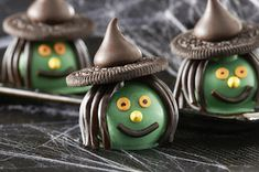 OREO Witch Cookie Balls Recipe