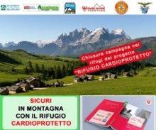 Martedì 26 settembre 2017 merenda al rifugio FUCIADE con il progetto #rifugiocardioprotetto e il libro  #montagnesenzavetta