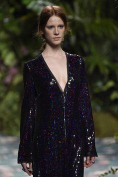 Fashion Week 2016, Fashion Show, Tunic Tops, Blazer, Blouse, Long Sleeve, Sleeves, Madrid, Jackets