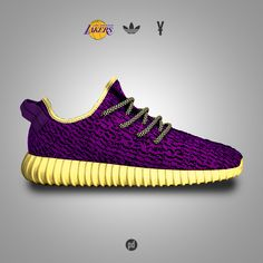 Here's What The adidas Yeezy 350 Boost Would Look Like In NBA Team Colorways • KicksOnFire.com