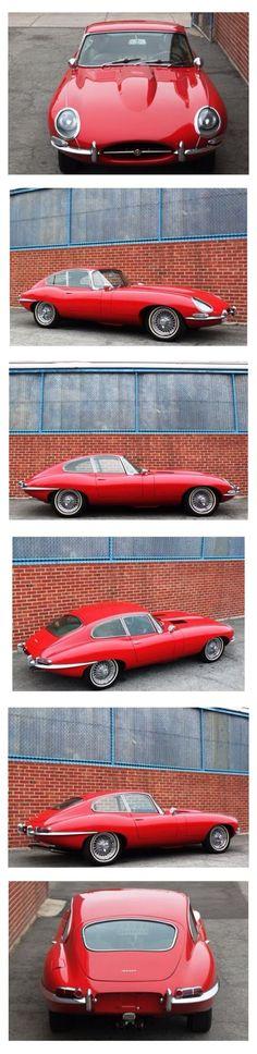1962 Jaguar E-Type ✏✏✏✏✏✏✏✏✏✏✏✏✏✏✏✏ IDEE CADEAU / CUTE GIFT IDEA ☞ http://gabyfeeriefr.tumblr.com/archive ✏✏✏✏✏✏✏✏✏✏✏✏✏✏✏✏ #jaguarclassiccars