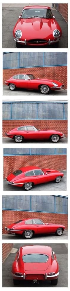 1962 Jaguar E-Type Sheer Perfection. British Sports Cars, Classic Sports Cars, Classic Cars, Classic Motors, Jaguar Xk, Jaguar E Type, Jaguar Cars, Retro Cars, Vintage Cars