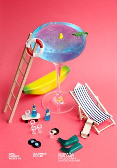 Branding & Graphic Design by Playground Paris