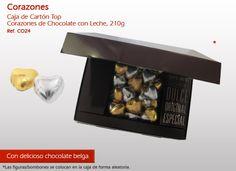 ¡Usted sabe nuestro corazones de chocolate? ¡Tan dulce y colorido ... nadie puede resistir!
