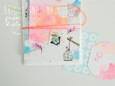 Photograph the paper is a play of styling that I like very much, combine elements of them, to find their connection points. Art Postal, Origami, Diy Envelope, Idee Diy, Happy Mail, Punch Art, Art Journal Inspiration, Mail Art, Inspirational Gifts
