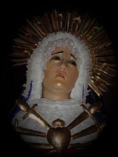 Dolorosa, Parroquia Santo Domingo, Heredia, Costa Rica