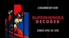 SUPERHEROES DECODED – The Dork Knight