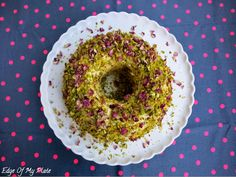 Edge Of My Plate: Persian Love Cake - Happy Nowruz