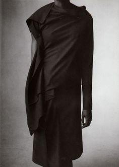 Vogue Italia 1998 August, Design Oluchi Onweagba in Dries van Noten, Atsumo Tayama by Steven Meisel