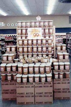Vintage Supermarket Photos