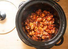Plakkerige kip uit de Crock-Pot met cashewnoten-1