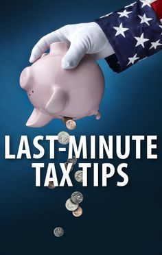 With the annual #tax filing #deadline coming April 15, here are some filing tips