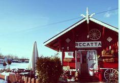 Earn money while drinking coffee- Cafe Regatta
