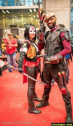 +20 Cosplay Pictures of today for Cinema Lovers - Page 6 of 12 - Cineloger