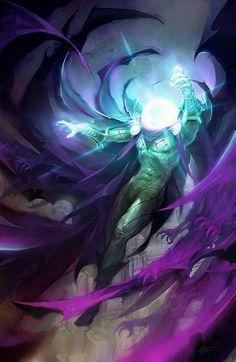 Mysterio by Michal Ivan #MichalIvan #Mysterio #QuentinBeck #SpiderMan #Maggia #SinisterSix