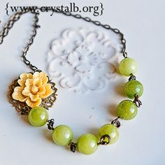 so pretty, love the lime and orange -- my two new favorite colors for spring