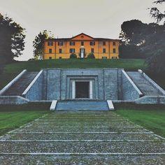 @bianca_gege Mausoleo Guglielmo Marconi, Pontecchio | MyTurismoER: Bologna attraverso lo sguardo fotografico di @igersbologna
