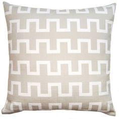 Square Feathers Coolbreeze Maze Decorative Pillow; $450.00