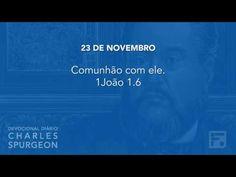 Voltemos Ao Evangelho | 23 de novembro - Devocional Diário CHARLES SPURGEON