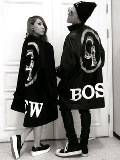 The Leaders   #GD #CL