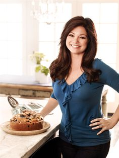 For you Vonnie - you're old acting class fella student - Valerie Bertinelli's Recipe for Happiness! #happiness #stressmanagement