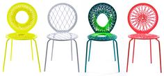 Fantastic knotted chairs from some very talented designers.
