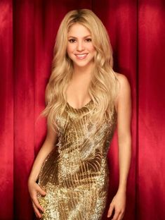 Nova imagem promocional de Shakira para o The Voice 6!  New Shakira's promotional picture for The Voice season 6!  ¡Nueva imagen promocional de Shakira para The Voice 6!