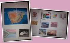 Our Journey into Home Education: South Africa LapBook