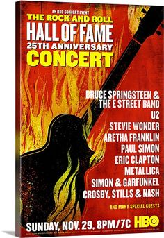 The Rock and Roll Hall of Fame 25th Anniversary Concert (2009)