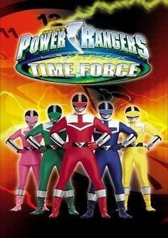 Watch Power Rangers Time Force episodes and free HD videos. Power Rangers Super Legends, First Power Rangers, Power Rangers Time Force, Power Rangers Ninja Steel, Go Go Power Rangers, Mighty Morphin Power Rangers, Power Rangers Episodes, Power Rengers, Tommy Oliver