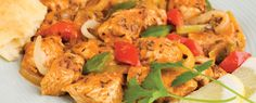 Enjoy our Chicken Curry recipe at home - or one of our other High Hampton Inn recipes. Almond Chicken, Honey Chicken, Chicken Stir Fry, Fried Chicken, Chicken Gravy, Chicken Chili, Chicken Curry, Chicken Potatoes, Kebabs